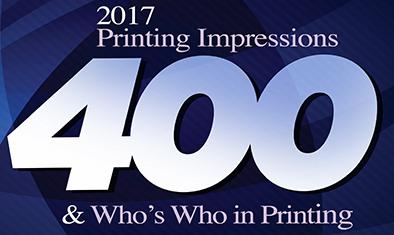 2017 Top 400 Printers